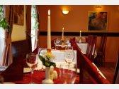 Restaurant Tarouca v Parkhotelu Průhonice