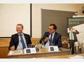 Místopředseda vlády pro vědu, výzkum a inovace Pavel Bělobrádek a Jan Mládek, foto: www.lichtag.net