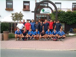 Spanisches Nationalteam - Rugby