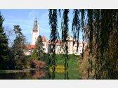 Průhonice - park a zámek (UNESCO) foto Ing. Daniel Sedláček