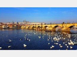 Praha - Prague - Prag, foto Pavel Vančák