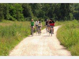 Výlety na kolech