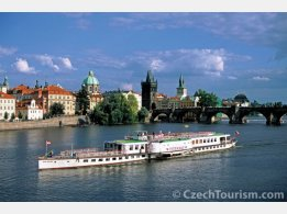 Sightseeing Cruise on the Vltava River