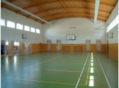 Základní škola Průhonice - tělocvična