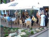 Firemní večírek - restaurace a letní zahrádka