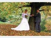 Romantické fotografie z parku