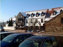 Park Hotel Průhonice - zima