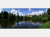Průhonický park a zámok (UNESCO)