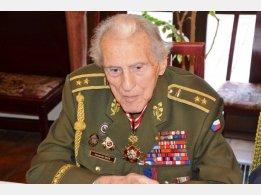 Oslava 97. narozenin generála Alexandra Beera