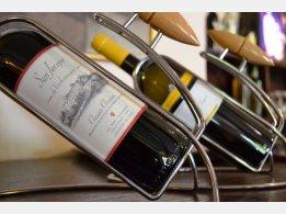 A k dobrému jídlu patří dobré víno ...