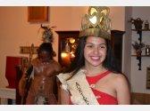 Královna Rapa Nui - Velikonočního ostrova Taurama Analola Hey Rapu