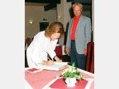 Švédsky kráľovský pár - Carl XVI. Gustaf a Silvia