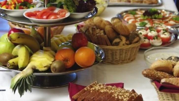 Reiches Frühstück
