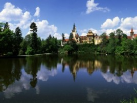 Průhonice - překrásný park a zámek (UNESCO) foto  Ing. Lubomír Čech