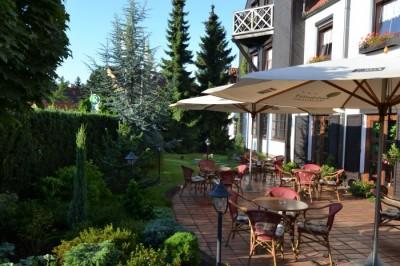 Parkhotel Průhonice - Garden