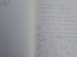 ŠK Slovan Bratislava nám napsal